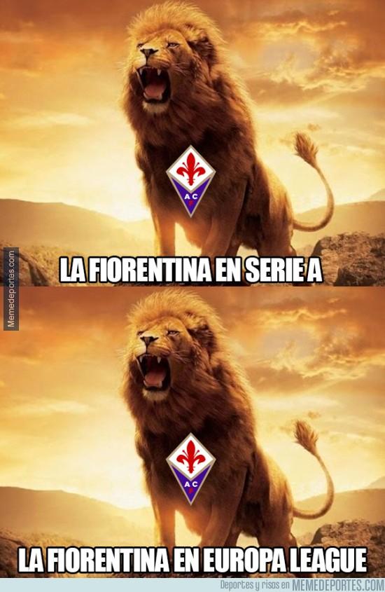 701697 - La Fiorentina esta temporada
