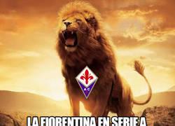 Enlace a La Fiorentina esta temporada