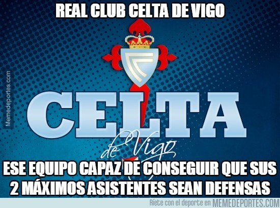 701746 - Real Club Celta de Vigo, equipazo
