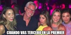 Enlace a Alan Pardew like a boss