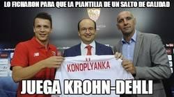 Enlace a Sin oportunidad para Konoplyanka