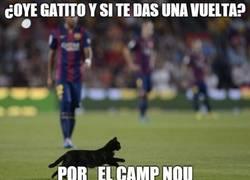 Enlace a El Barça le echa de menos...