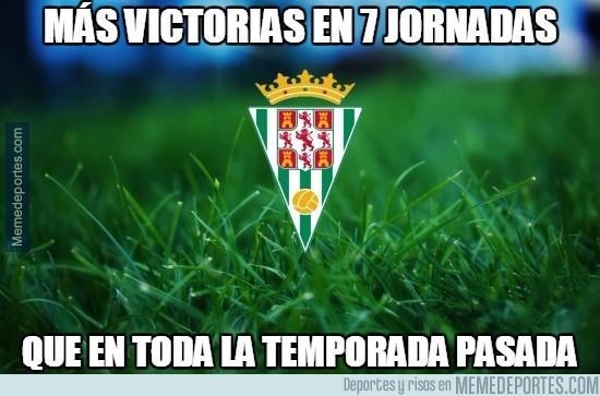 703409 - Al Córdoba se le da bien la Liga Adelante