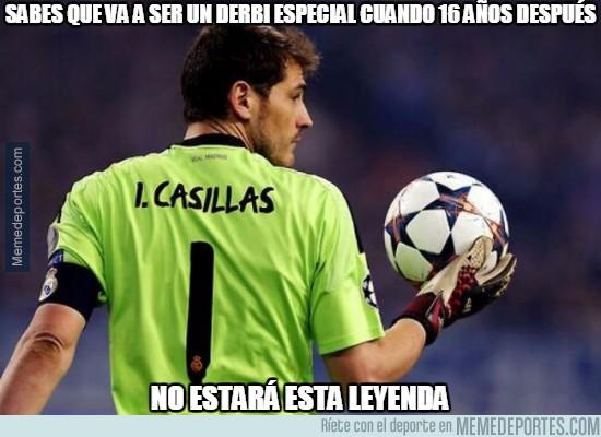 703974 - No va a ser lo mismo sin Casillas