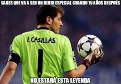 Enlace a No va a ser lo mismo sin Casillas
