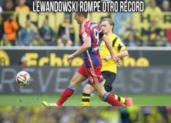 Enlace a Lewandowski es diabólico