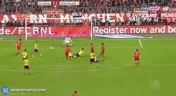 Enlace a GIF: Gol de Götze, es el 5-1 y en el minuto 65