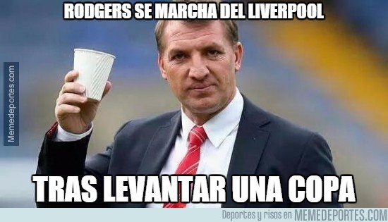 704207 - Inolvidable el paso de Rodgers por el Liverpool