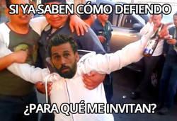 Enlace a Arbeloa tras el partido contra el Atlético de Madrid