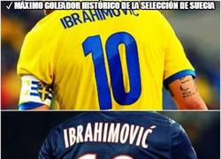 Enlace a La leyenda de Ibrahimovic