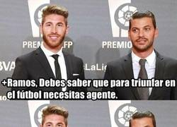 Enlace a Ramos no se entera de nada