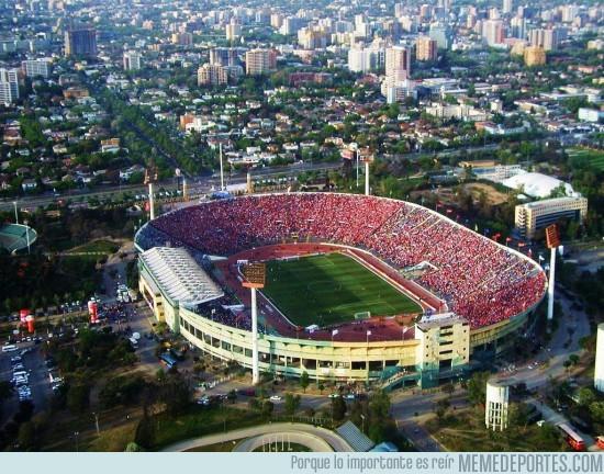 706108 - Estadios de las selecciones sudamericanas