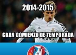 Enlace a El Real Madrid y sus inicios de temporadas