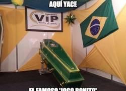 Enlace a Aquí yace el famoso Jogo Bonito de Brasil