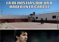 Enlace a Los nuevos amigos de Messi