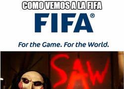 Enlace a El virus FIFA da mucho miedo