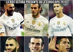 Enlace a La BBC estará presente en la Eurocopa 2016