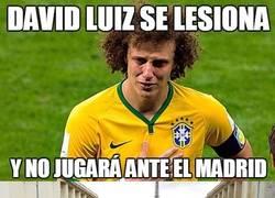 Enlace a Distintos sentimientos ante la lesión de David Luiz