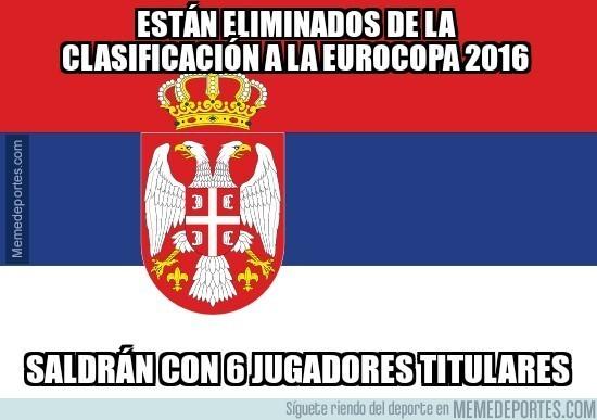 708221 - Serbia desafía al virus FIFA