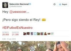 Enlace a El tuit de México a Estados Unidos tras ganarles 3-2