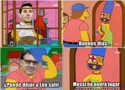 Enlace a El Tata necesita a Messi más que nunca