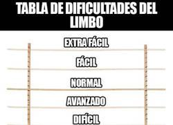 Enlace a Dificultades del limbo