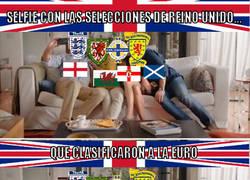 Enlace a Las Selecciones del Reino Unido en la Euro 2016
