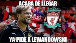 Enlace a Klopp no está para tonterías en el Liverpool