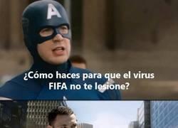 Enlace a Vermaelen tiene su secreto contra el virus FIFA