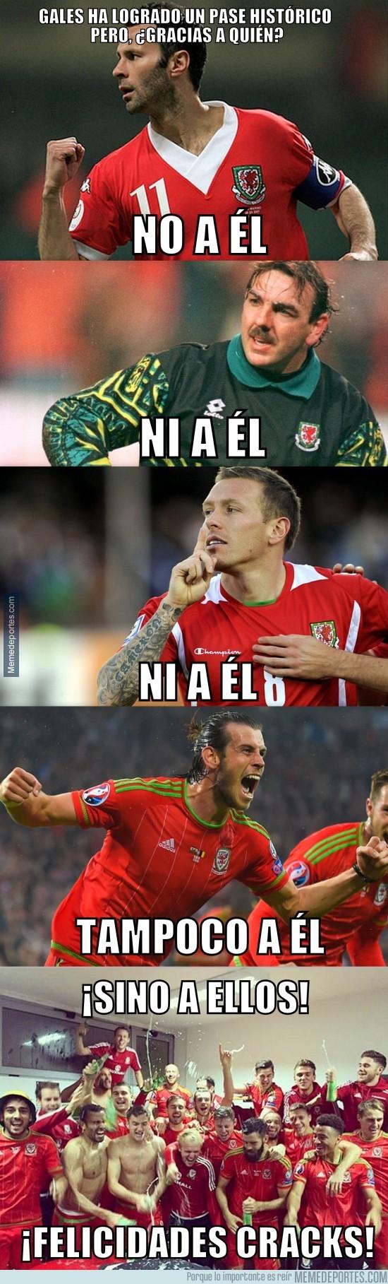 708625 - Bale no juega solo en Gales
