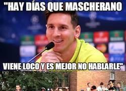 Enlace a Otro que va to' burlao en el Barça