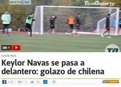 Enlace a Cuando hasta tu portero hace chilenas...