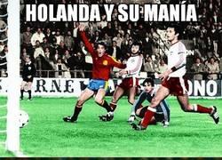 Enlace a Holanda y su manía de no clasificarse para las eurocopas de francia