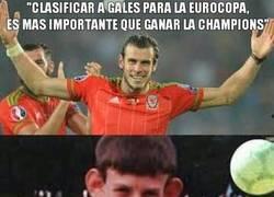 Enlace a Bale aspiraba a algo más