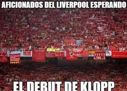 Enlace a Ya faltan pocas horas para el debut de Klopp en el Liverpool