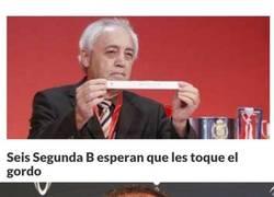 Enlace a La Copa del Rey ya prepara sus enfrentamientos, Benítez el más deseado según Marca