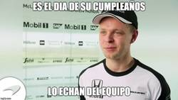 Enlace a Bad Luck Magnussen
