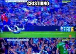 Enlace a No es un partido del Madrid si Cristiano no busca un penalti