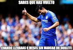 Enlace a ¡Diego Costa ha aparecido de nuevo!