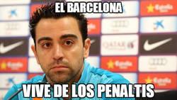 Enlace a Xavi nos comenta el partido desde Qatar