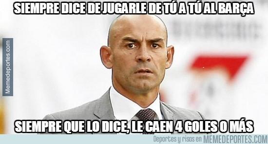 712336 - Paco Jémez no aprende