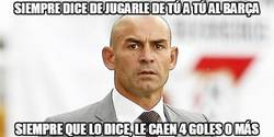 Enlace a Paco Jémez no aprende