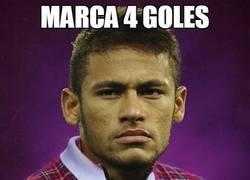 Enlace a Pobre Neymar...