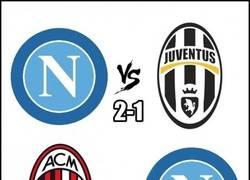 Enlace a Últimos tres partidos del Napoli en Serie A
