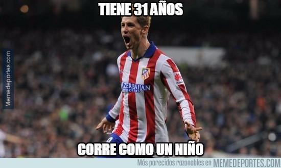 713169 - Torres no ha dejado de ser El Niño