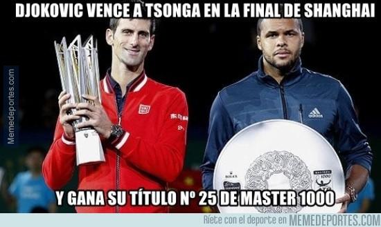 713263 - Djokovic ya tiene 25