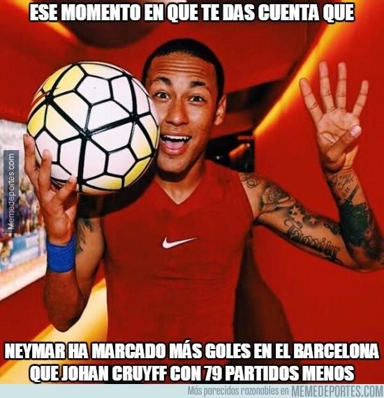 713639 - Neymar empieza a tener números de verdadero crack