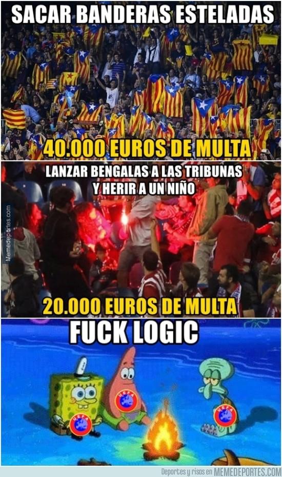 713855 - Simplemente, UEFA