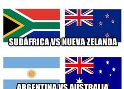 Enlace a Las semifinales del mundial de Rugby