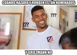 Enlace a Los del Atlético no comprenden por qué Griezmann no está en la lista de 23
